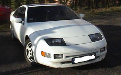 Nissan 300ZX biały